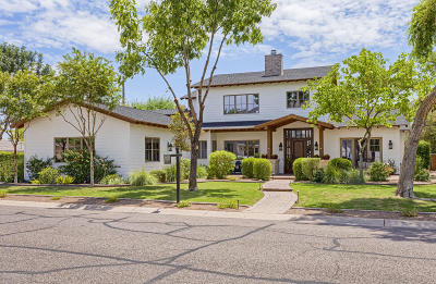 Phoenix Single Family Home For Sale: 5731 E Calle Del Paisano
