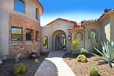 Fountain Hills Single Family Home For Sale: 15837 E Firerock Country Club Drive