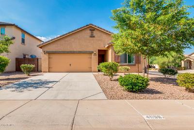 Maricopa Single Family Home For Sale: 41156 W Barcelona Drive