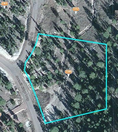 Heber AZ Residential Lots & Land For Sale: $119,900
