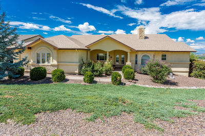Prescott Single Family Home For Sale: 716 N Lakeview Drive