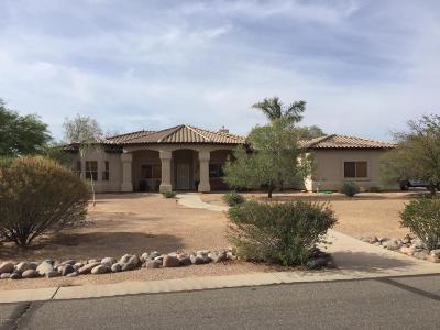 Casa Grande Single Family Home For Sale: 12671 W Martin Road