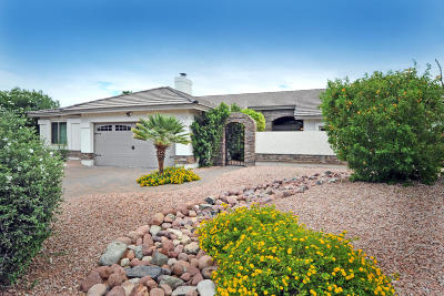 Fountain Hills Single Family Home For Sale: 15705 E Richwood Avenue