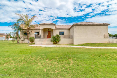 Tolleson Single Family Home For Sale: 10620 W Huntington Drive