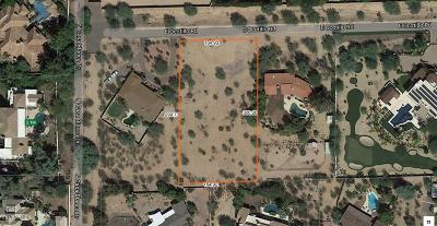 Paradise Valley Residential Lots & Land For Sale: 6649 E Ocotillo Road