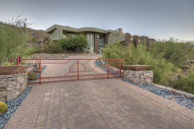 Paradise Valley Single Family Home For Sale: 4506 E Foothill Drive
