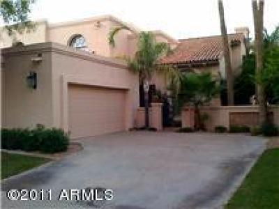 Scottsdale Patio For Sale: 10062 E Turquoise Avenue