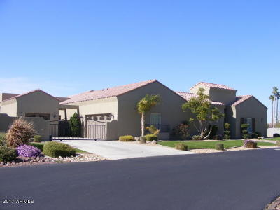Litchfield Park Single Family Home For Sale: 5612 N 180th Lane