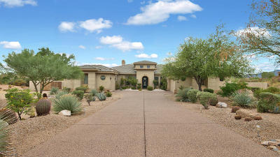 Scottsdale Single Family Home For Sale: 36498 N Montalcino Road