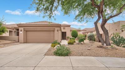 Single Family Home For Sale: 6763 E Whispering Mesquite Trail