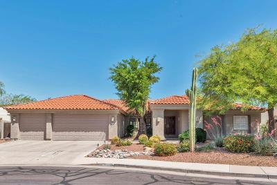 Scottsdale Single Family Home For Sale: 10846 E Mission Lane