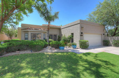 Single Family Home CCBS (Contract Contingent on B: 8001 E Del Platino Drive