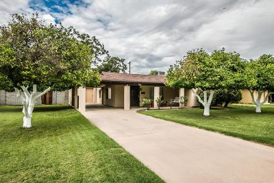 Single Family Home For Sale: 442 N Olive