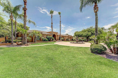 Paradise Valley AZ Single Family Home For Sale: $2,295,000