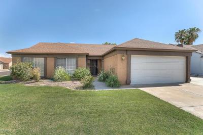 Single Family Home For Sale: 111 S Hazelton Drive