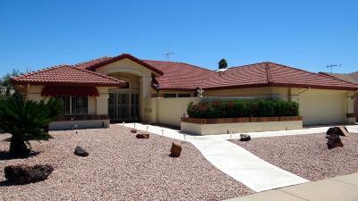 Sun City West Single Family Home For Sale: 13811 W Elmbrook Drive