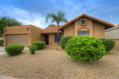 Fountain Hills Single Family Home For Sale: 14625 N Kings Way