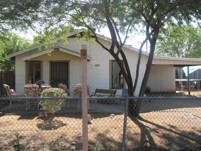 Phoenix Single Family Home For Sale: 4426 S 3rd Street