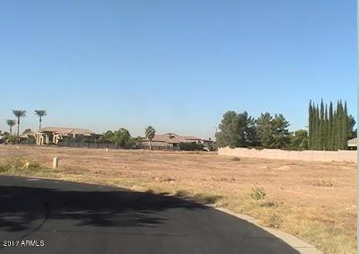 Mesa Residential Lots & Land For Sale: 3960 E Norcroft Circle