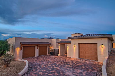 Cave Creek Single Family Home For Sale: 37956 N School House Road