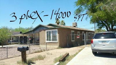 Phoenix Multi Family Home For Sale: 2838 Melvin Street