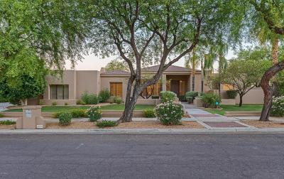 Phoenix Single Family Home For Sale: 4639 E Berneil Drive