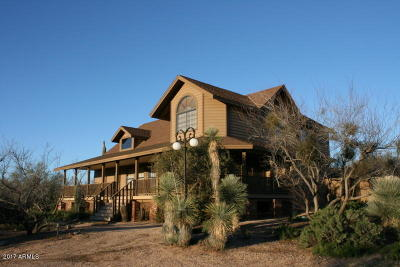 Cave Creek Single Family Home For Sale: 42402 N Tonto Road