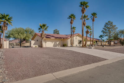 Arizona City Single Family Home UCB (Under Contract-Backups): 14843 S Merion Drive