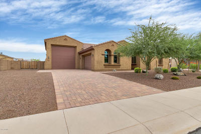 Goodyear Single Family Home For Sale: 18280 W Sells Drive