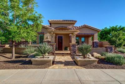 Goodyear Single Family Home For Sale: 15355 W Campbell Avenue