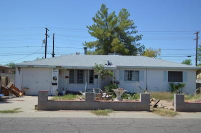 Phoenix Single Family Home For Sale: 4335 W Crittenden Lane