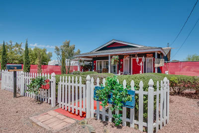 Coolidge Single Family Home For Sale: 440 W Taylor Avenue