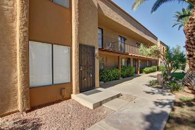 Scottsdale Condo/Townhouse For Sale: 3501 N 64th Street #16