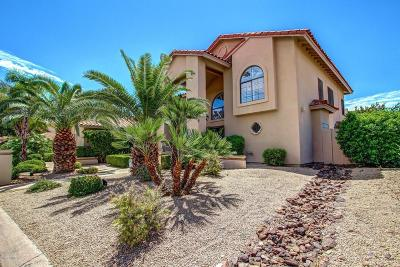 Paradise Valley Single Family Home For Sale: 5443 E Cheryl Drive