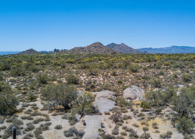 Scottsdale Residential Lots & Land For Sale: 32002 N Black Cross Road