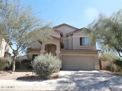 Anthem Single Family Home For Sale: 4527 W Crosswater Way
