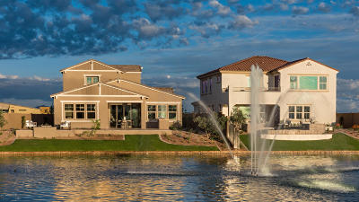 Chandler Single Family Home For Sale: 4050 S Thistle Place