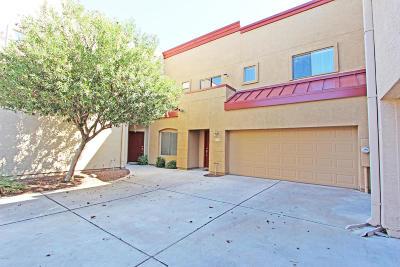 Mesa Condo/Townhouse For Sale: 1015 S Val Vista Drive #7