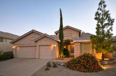 Phoenix Single Family Home For Sale: 14648 S 8th Street