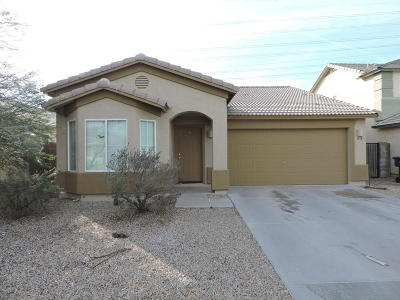 Tolleson Single Family Home For Sale: 9545 W Heber Road