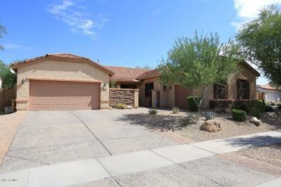 Phoenix Single Family Home For Sale: 1510 W Bramble Berry Lane