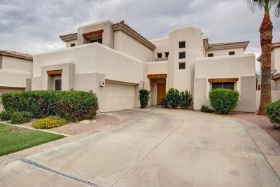 Scottsdale Single Family Home For Sale: 7250 E Cortez Road