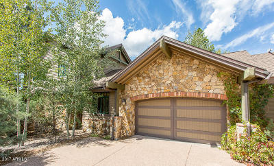 Flagstaff Condo/Townhouse For Sale: 1402 E Castle Hills Drive