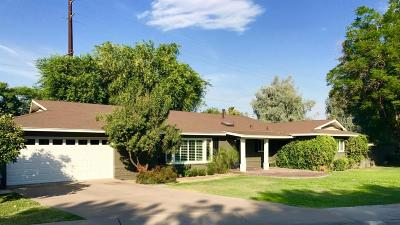 Phoenix Single Family Home For Sale: 5001 E Calle Redonda Street
