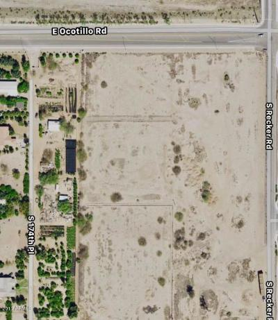 Gilbert Residential Lots & Land UCB (Under Contract-Backups): S Street