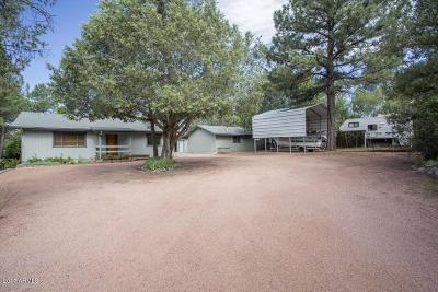 Payson Single Family Home For Sale: 92 N Pinon Road