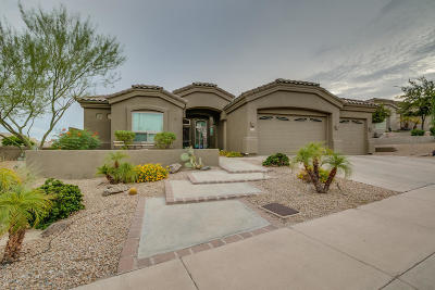 Phoenix Single Family Home For Sale: 15016 S 5th Avenue