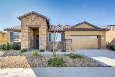 Goodyear Single Family Home For Sale: 17943 W Glenhaven Drive