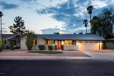 Tempe Single Family Home For Sale: 2726 S Rita Lane
