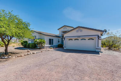 Surprise Single Family Home For Sale: 31105 N 164th Drive